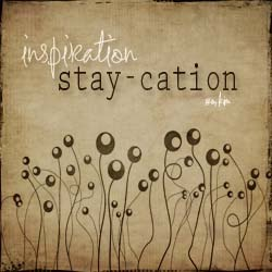 Staycation button