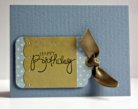 BirthdayTag