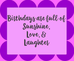 Timeout birthday quote