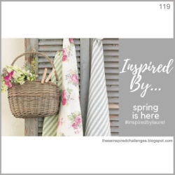 Inspired By Spring is Here April 9