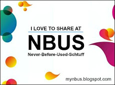 2 small USE THIS ONE NBUS participants badge with URL