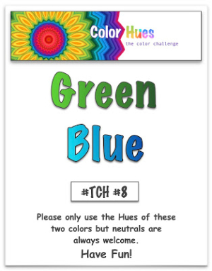 Color Hues Badge #8